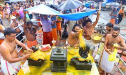 Nagar Pooja performed at Malikappuram